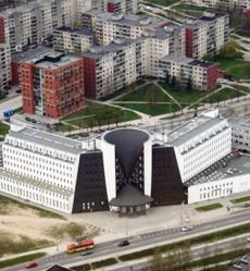 Sodros pastatas
