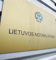Lietuvos notaru rumai