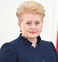 Grybauskaite Dalia