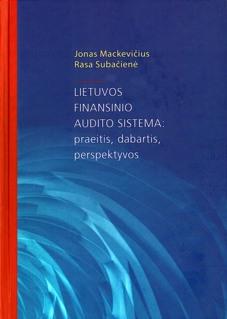 knyg virš_Mackevičius Subačiene_Lietuvos fin audito sistema